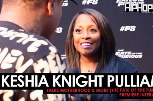 "Keshia Knight Pulliam Talks ""Keshia's Kitchen"", Motherhood & More at The Fate of The Furious ""Welcome to Atlanta"" Private Screening (Video)"