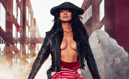 mila-j-down-500x306 Mila J - Move (Video)