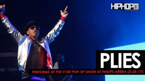 plies-500x279 Plies Performs at the V103 Pop-Up Show at Philips Arena (3-25-17) (Video)