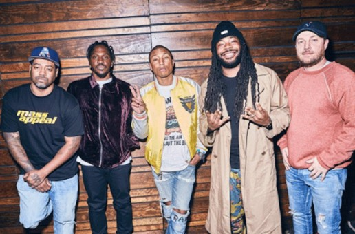 Pusha T, Fam-Lay & D.R.A.M. Appeared On Pharrell's Othertone Radio! (Video)