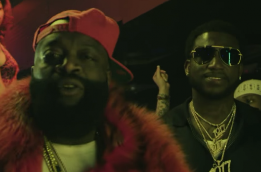 Rick Ross – She On My D*ck Ft. Gucci Mane (Video)