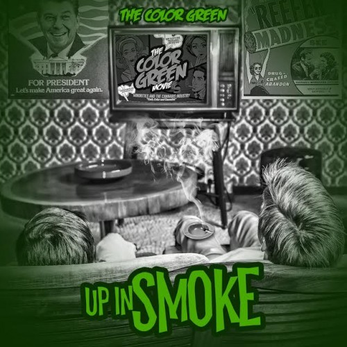 unnamed-7-500x500 The Color Green: Cash, Color and Cannanbis - Up In Smoke (Visual Mixtape)
