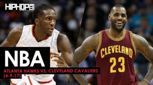unnamed-9-500x279 Down 26 Points in the 4th, The Atlanta Hawks Defeat The Cavs in OT; Cleveland Cavaliers vs. Atlanta Hawks (4-9-17) (Recap)