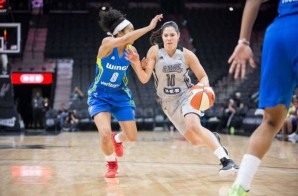 San Antonio Stars Rookie/WNBA No. 1 Overall Pick Kelsey Plum Signs With Nike