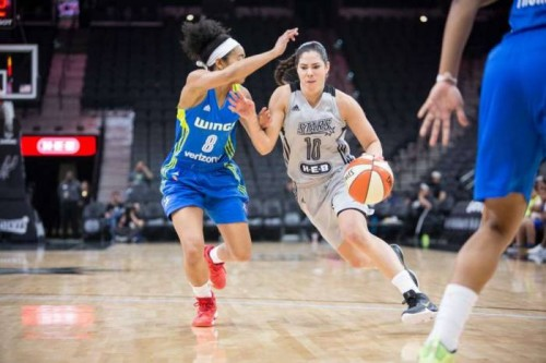 920x920-500x333 San Antonio Stars Rookie/WNBA No. 1 Overall Pick Kelsey Plum Signs With Nike