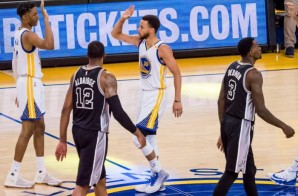 The Golden State Warriors Defend Home Court; Take a (2-0) Series Lead After a Game 2 (136-100) Victory vs. the San Antonio Spurs (Video)