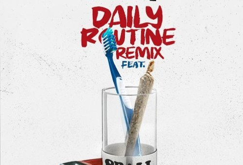 Scotty ATL – Daily Routine Ft. 8Ball & Starlito (Remix)