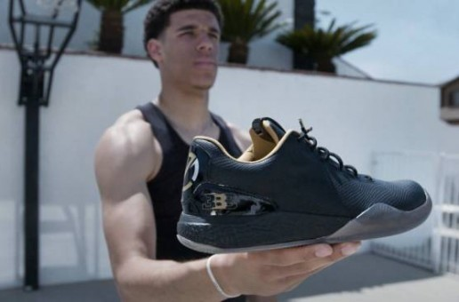 "Lonzo Ball Reveals The 1st Big Baller Brand Sneaker The ""ZO2 Prime""; Retail Price $495 (Photos)"