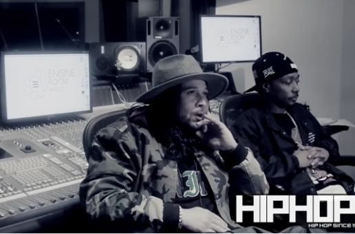 Bone Thugs Discuss New Moniker, Music & More (HHS1987 Exclusive Interview)
