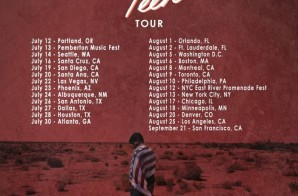 Khalid Announces 'American Teen' Tour