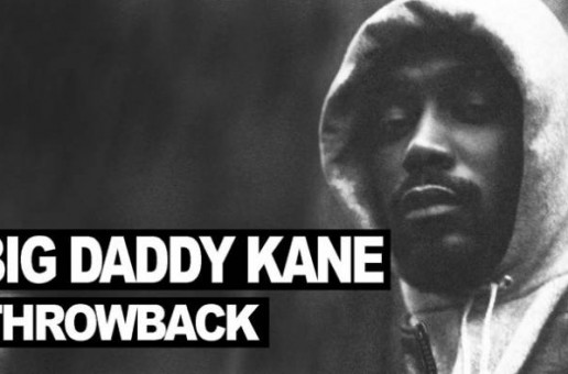 Tim Westwood Releases Vintage Big Daddy Kane Freestyle From The Year 2000