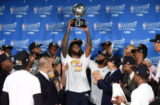 Game On: The Cleveland Cavaliers Have Moved On To Their 3rd Straight NBA Finals; Will Face The Warriors For The Title (Video)