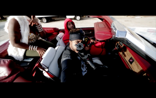 cover-500x313 Philly Redface x Da Troopa x Jay Griffy - Hunnit Bandz (Video) (Dir. by Digital Don