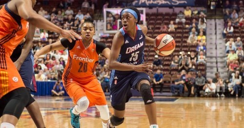 dq6UFbCX-500x262 Run With The Dream: The Atlanta Dream Are Ready to Tip Off Their Historic 10th Season