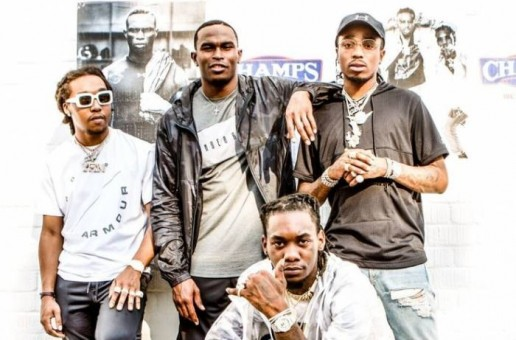 Migos & Julio Jones Star In New Ad For Champs Sports! (Video)
