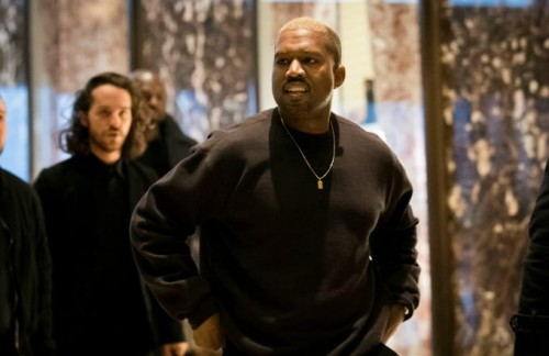 Kanye West Reportedly Working on New Album in Wyoming!