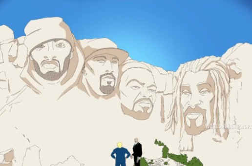 Snoop Dogg – Mount Kushmore Ft. Redman x Method Man x B-Real (Video)