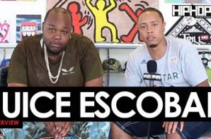 Juice Escobar Talks 'The Rise of Juice Escobar', South Carolina's Music Scene, His 2017 Endeavors & More with HHS1987 (Video)