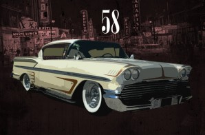 Jakk Wonders – Fifty Eight Impala (Album)