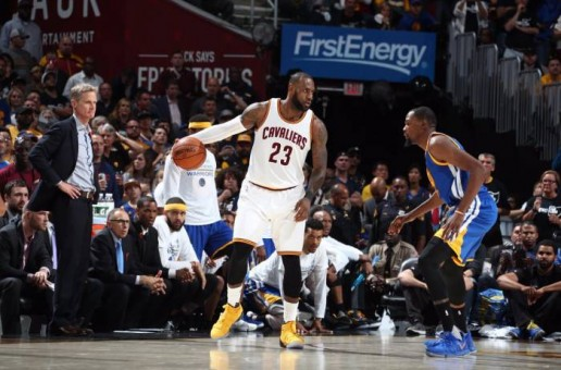 Cleveland Rocks: A Record Setting First Half Leads The Cavs to a Game 4 (137-116) Victory vs. Golden State (Video)