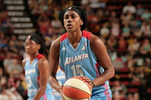Atlanta Dream Star Tiffany Hayes Named May's WNBA Eastern Conference Player of the Month
