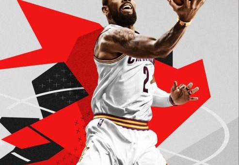 Keep Ballin' Uncle Drew: Cavs Star Kyrie Irving Named NBA2k18's Cover Athlete