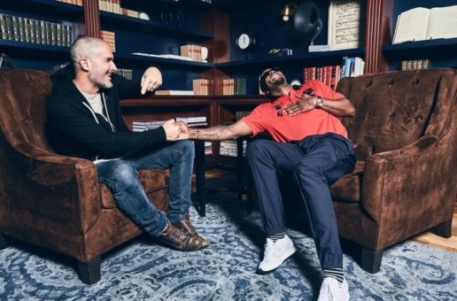 Diddy Talks 'Can't Stop Won't Stop' Documentary with Zane Lowe