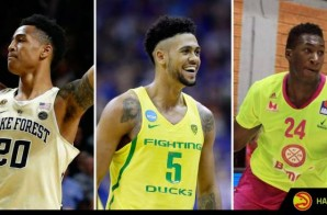 The Atlanta Hawks Select John Collins, Tyler Dorsey & Alpha Kaba in the 2017 NBA Draft