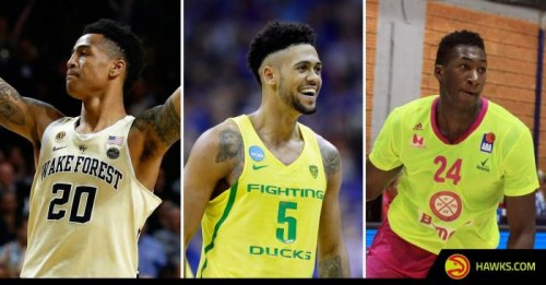 DDAM0sjVwAIqUNx-500x261 The Atlanta Hawks Select John Collins, Tyler Dorsey & Alpha Kaba in the 2017 NBA Draft