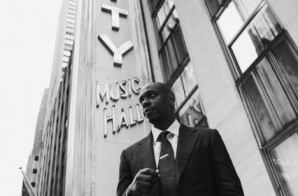 Dave Chapelle Earns August Residency @ Radio City Music Hall in NYC!