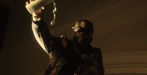 Rick Ross – Idols Become Rivals (Video)