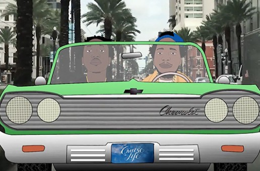 Scotty ATL x Curren$y – Top Down (Video)