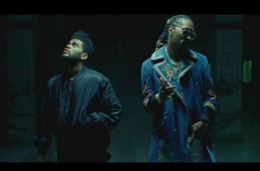 Future – Comin' Out Strong Ft. The Weeknd
