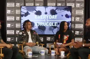 Check Out Vic Mensa on Complex's Everyday Struggle (Video)