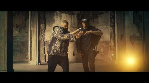 Screenshot-36-500x281 DJ Khaled – It's Secured Ft. Nas & Travis Scott (Video)