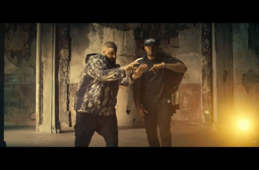 DJ Khaled – It's Secured Ft. Nas & Travis Scott (Video)
