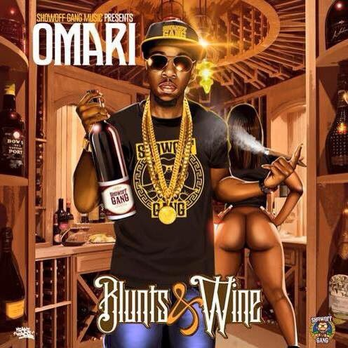 amari OMARI - Blunts & Wine (Mixtape)