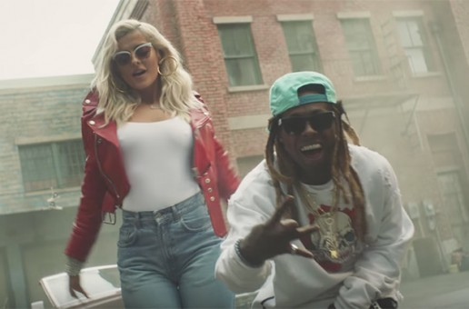 Bebe Rexha – The Way I Are (Dance with Somebody) Ft. Lil' Wayne (Video)