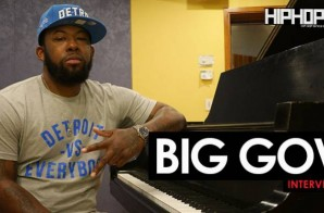 Big Gov HipHopSince1987 Interview