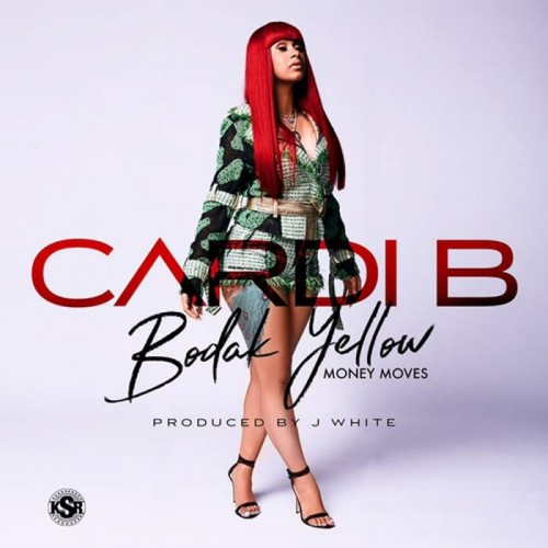 cardi-500x500 Cardi B - Bodak Yellow (Money Moves)