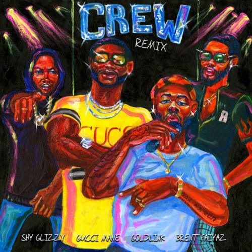 crew-500x500 GoldLink – Crew Ft. Gucci Mane (Remix)