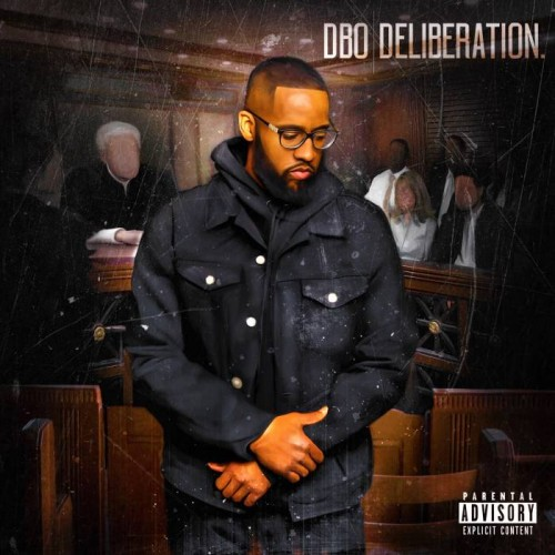 front-500x500 Dbo - Deliberation (LP)