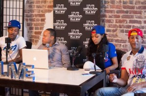 Hustle Gang's Own Translee, Tokyo Jetz, 5ive Mics & Yung Booke Talk the Hustle Gang Tour, T.I.'s Basketball Skills, The Upcoming Hustle Gang Project & More On These Urban Times (Video)