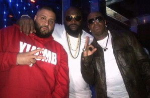 DJ Khaled Addresses Rick Ross & Birdman Feud!