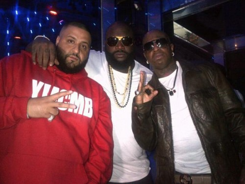 khaled-ross-birdman-500x375 DJ Khaled Addresses Rick Ross & Birdman Feud!