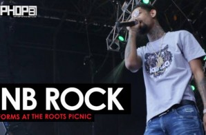 PnB Rock Performs at The Roots Picnic 2017