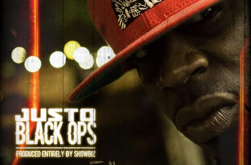 Justo – Black Ops (Album Stream & Video)