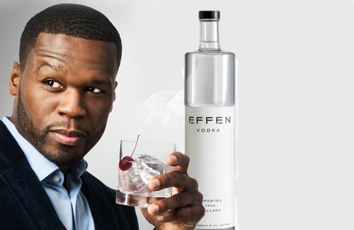50cent-effenjpg-753df99776e06198 50 Cent Sells EFFEN VODKA Stake for $60 Million