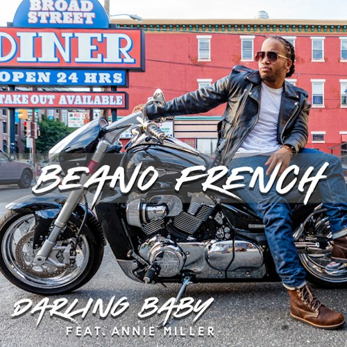 BEANO-FRENCH-ARTWORK Beano French - Darling Baby Ft. Annie Miller