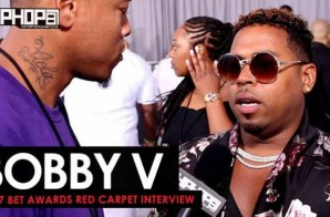 Bobby V Talks Producing Movies, Working With Khalid, His Upcoming Project & More on the 2017 BET Awards Red Carpet with HHS1987 (Video)